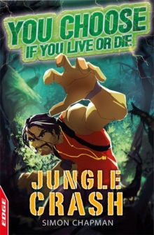 Jungle Crash, Paperback Book