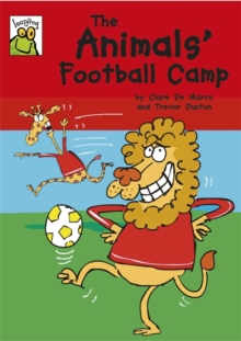 The Animals' Football Camp, Paperback