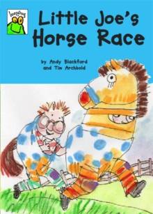 Little Joe's Horse Race, Paperback Book