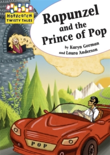 Rapunzel and the Prince of Pop, Paperback Book
