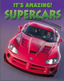 Supercars, Paperback Book