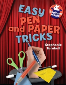 Easy Pen and Paper Tricks, Paperback