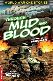Through Mud and Blood, Paperback