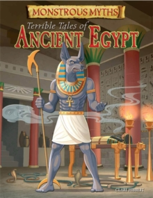 Terrible Tales of Ancient Egypt, Hardback Book