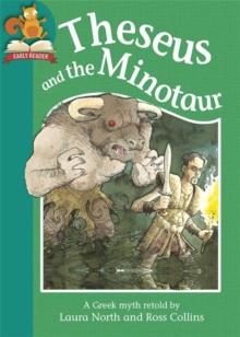 Theseus and the Minotaur : Level 2, Hardback