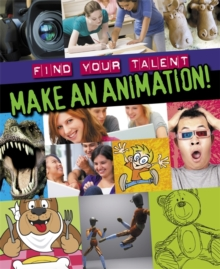 Make an Animation!, Paperback