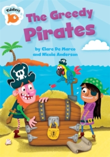 The Greedy Pirates, Paperback