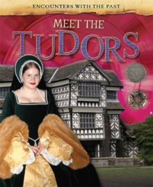 Meet the Tudors, Hardback Book