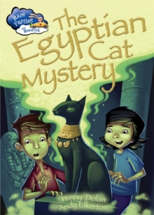 The Egyptian Cat Mystery, Paperback