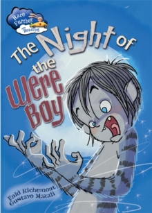 The Night of the Were-Boy, Paperback Book