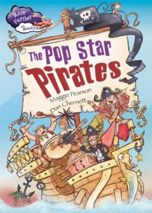 The Pop Star Pirates, Paperback