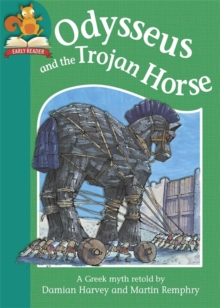 Odysseus and the Trojan Horse, Paperback