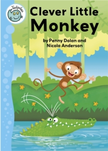 Clever Little Monkey, Paperback Book