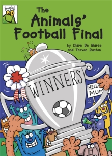 The Animals' Football Final, Paperback