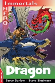 Dragon, Paperback Book