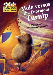 Mole versus the Enormous Turnip, Paperback