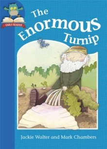 The Enormous Turnip, Hardback