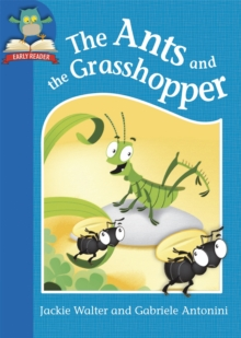 The Ants and the Grasshopper, Hardback Book