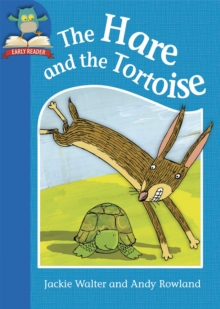 The Hare and the Tortoise, Hardback Book