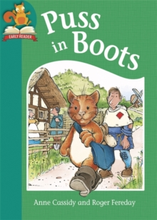Puss in Boots, Hardback Book