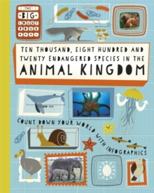 The Big Countdown: Ten Thousand, Eight Hundred and Twenty Endangered Species in the Animal Kingdom, Paperback