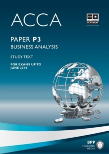ACCA - P3 Business Analysis : Study Text, Paperback