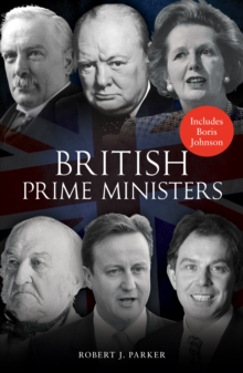 British Prime Ministers, Paperback Book