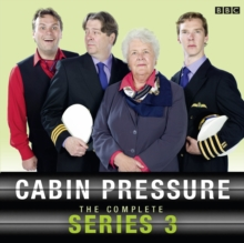 Cabin Pressure, CD-Audio