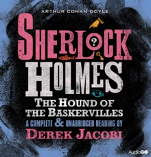 Sherlock Holmes: The Hound of the Baskervilles, CD-Audio Book