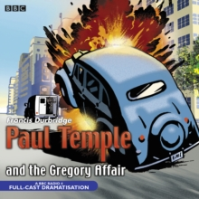 Paul Temple and the Gregory Affair, CD-Audio