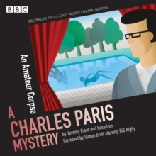 Charles Paris an Amateur Corpse, CD-Audio