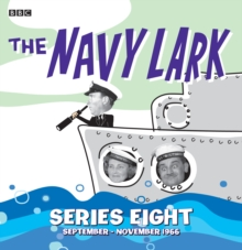 The Navy Lark Collection : September - November 1966 Series 8, CD-Audio Book