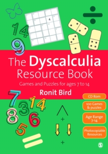 The Dyscalculia Resource Book : Games and Puzzles for Ages 7 to 14, Paperback