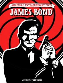 James Bond, Hardback Book