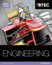 BTEC First in Engineering Student Book, Paperback
