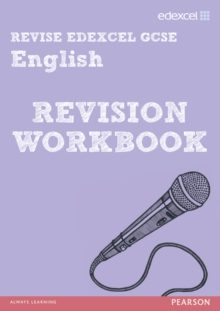 Revise Edexcel: Edexcel GCSE English Revision Workbook, Paperback