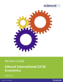 Edexcel International GCSE Economics Revision Guide Print and Ebook Bundle, Mixed media product