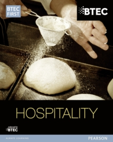 BTEC First in Hospitality : Student Book, Paperback