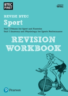 BTEC First in Sport Revision Workbook, Paperback