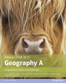 GCSE (9-1) Geography Specification A: Geographical Themes and Challenges, Paperback