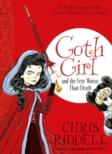 Goth Girl and the Fete Worse Than Death, Paperback Book