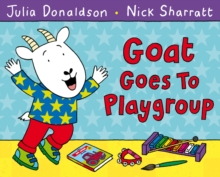 Goat Goes to Playgroup, Paperback