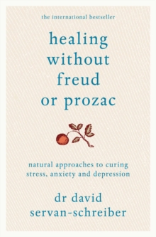 Healing without Freud or Prozac : Natural Approaches to Curing Stress, Anxiety and Depression, Paperback Book