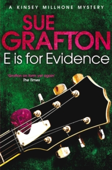 E is for Evidence, Paperback