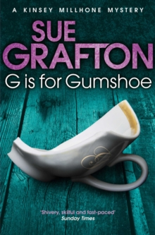 G is for Gumshoe, Paperback Book