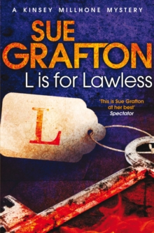 L is for Lawless, Paperback