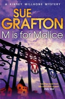 M is for Malice, Paperback