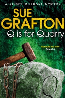 Q is for Quarry, Paperback Book