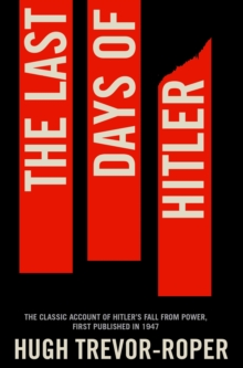 The Last Days of Hitler, Paperback Book