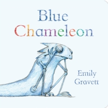 Blue Chameleon, Board book